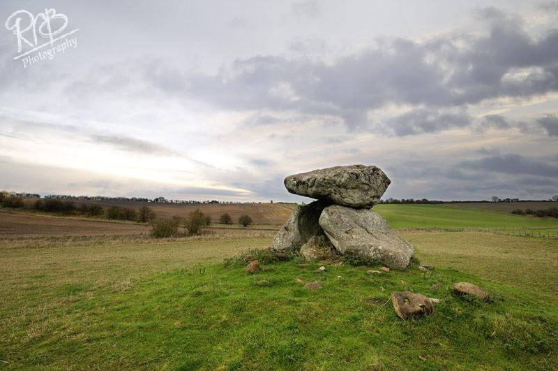 Devils Den Morning - Wiltshire & West Country Landscapes