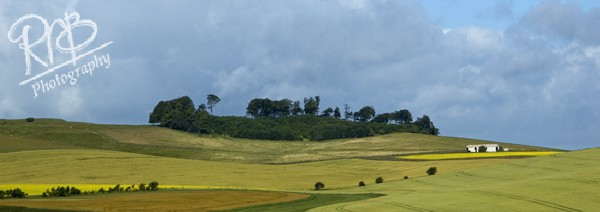 Beckhampton Barn - Panoramic Images
