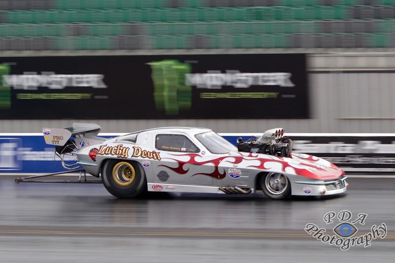 8 Santa Pod Drag Racing