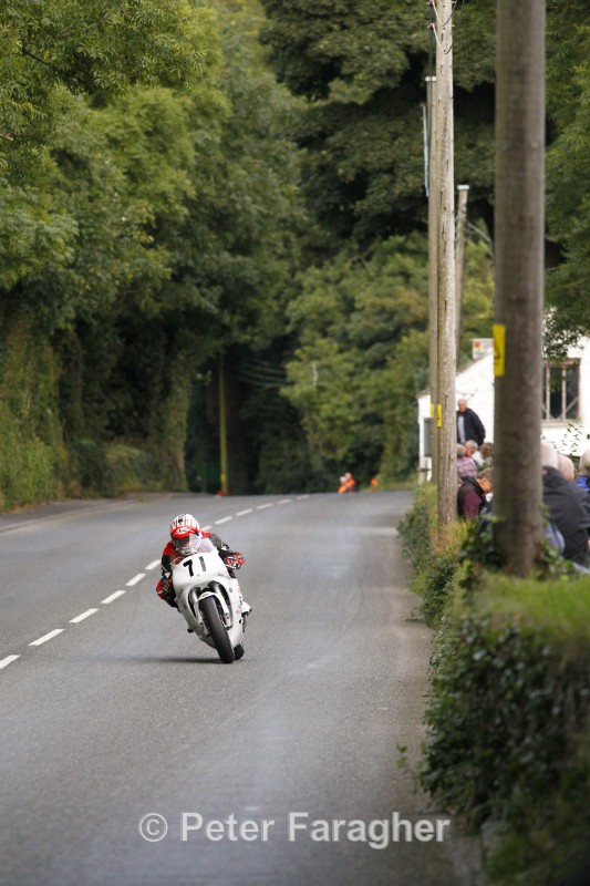 James Cowton - Manx Grand Prix and Classic TT