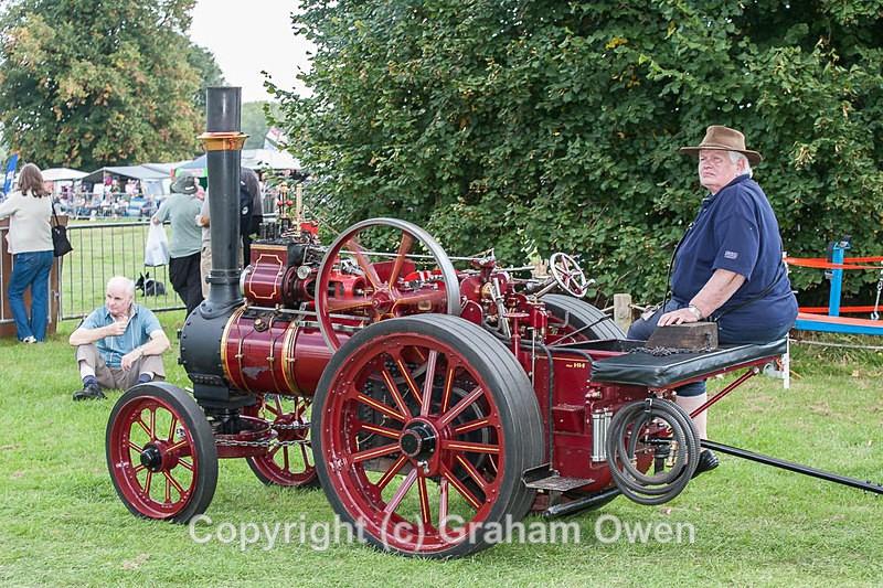 Steam Fair-219 - Bedfordshire Steam and County Fair 2014