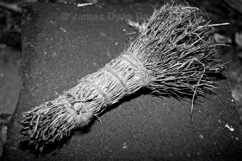 sweeping brush - Glenbuchat and Strathdon