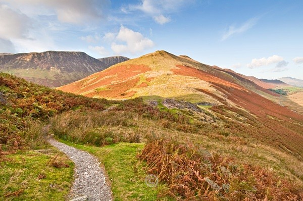 Newlands Pass is one of the most beautiful, although probably not the best known, Passes in the Lake District.