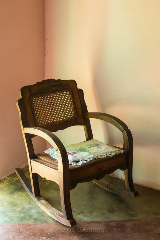 rocking chair 2 - Cuba