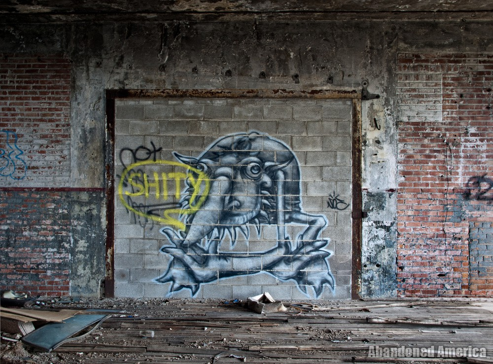 Packard Motor Car Company (Detroit, MI) | Graffiti - Packard Motor Car Company