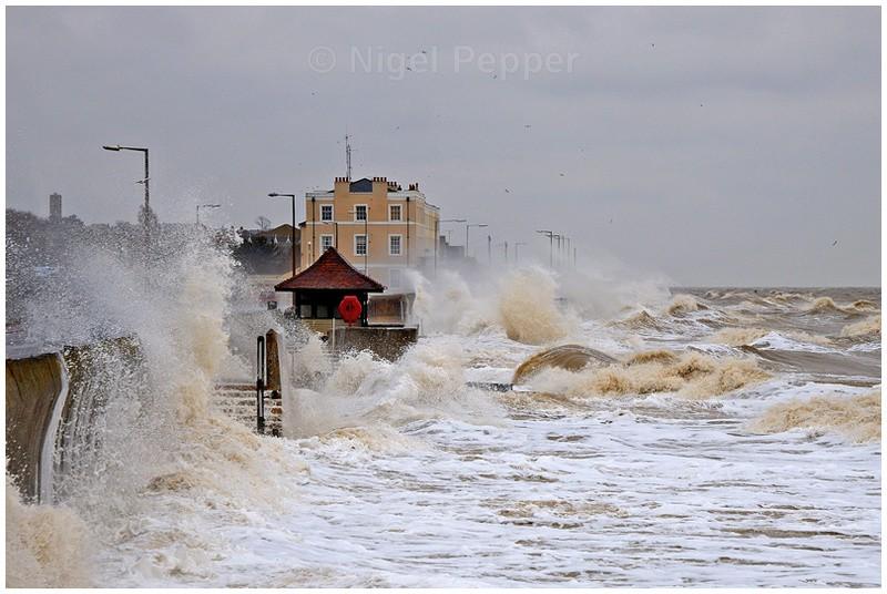 Walton Storm - Dramatic Weather