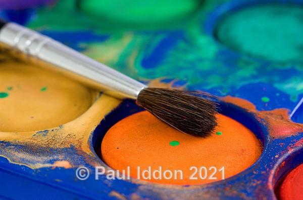 Paint spots - Creative