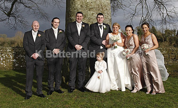- Karen and James Wedding