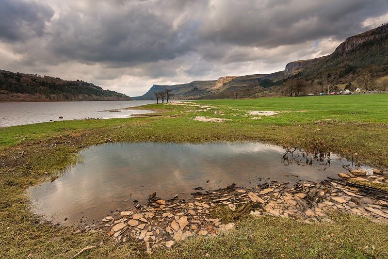 Glencar Lake - County Leitrim