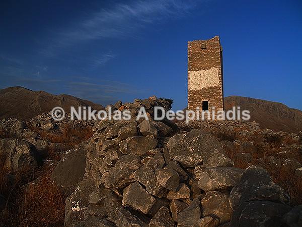 Πύργος Ι Tower - Μάνη Ι Mani
