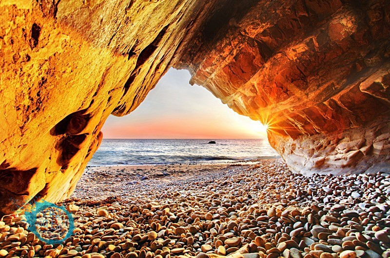 The Cave - Seascapes
