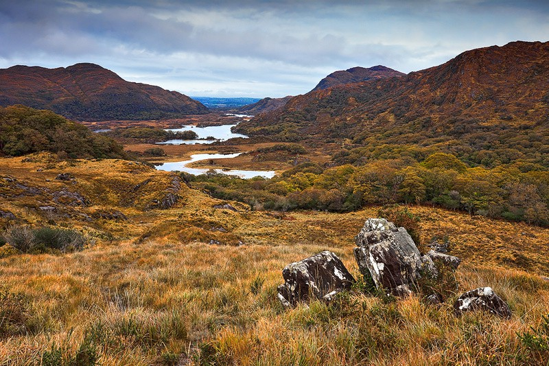 Ladies View - The Ring Of Kerry