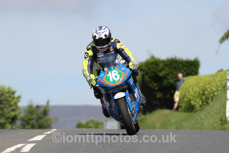 David Johnson Kawasaki / DP Coldplaning / Mick Charnock - Bikenation Lightweight TT