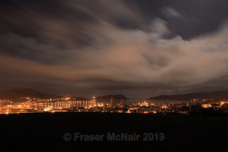 Campbeltown Loch3375a - Night Photography