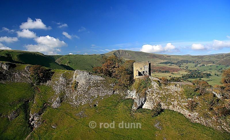 Peveril Castle, Castleton - Peak District