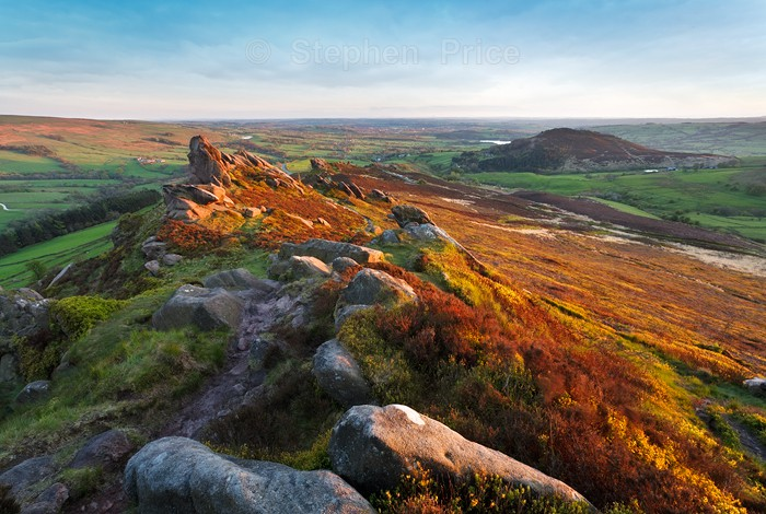 Ramshaw Rocks | The Roaches | Peak District Morning