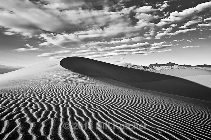Lines in the Sand BW - Current Show