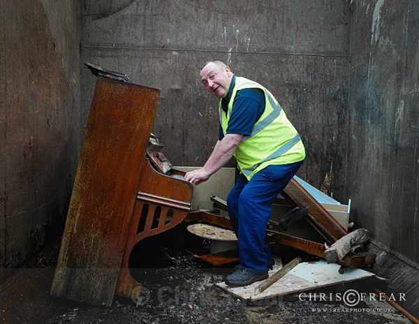 David of the Dump - Recent Images