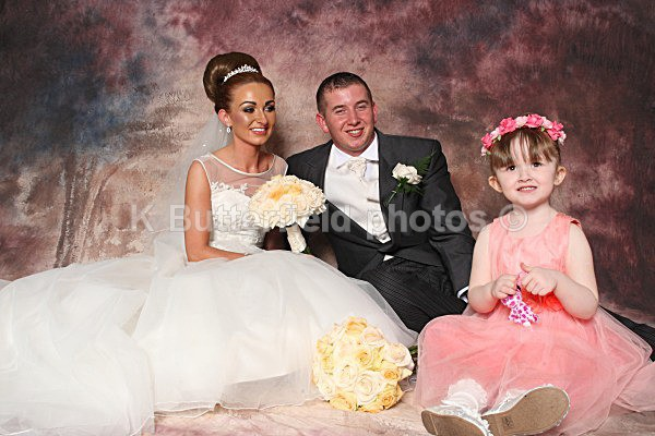 133 - Kieran and Lindsay Black Wedding