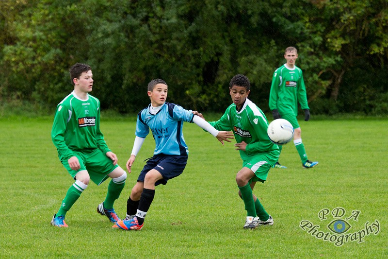 31 Football - Earls Barton United U16