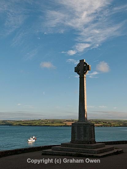 War Memorial Padstow 2 - Cornwall