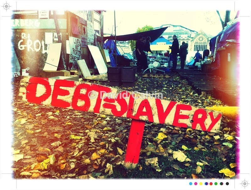 Red Letter - Occupy Bristol