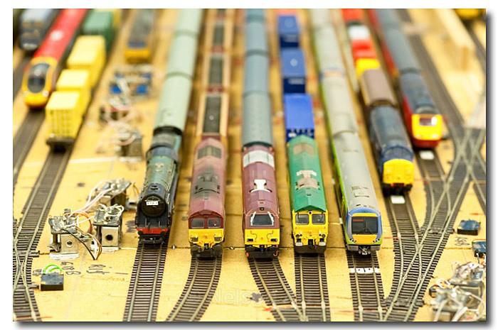 Train Set - Objects