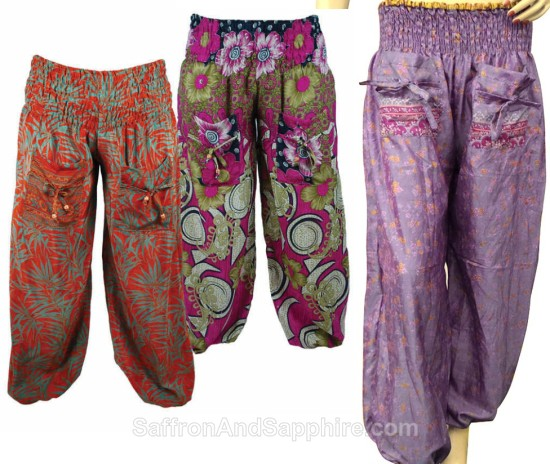 Saree Trousers