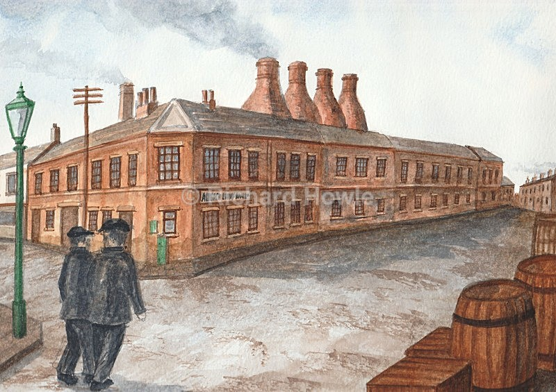 Scotia Works - Watercolour Paintings
