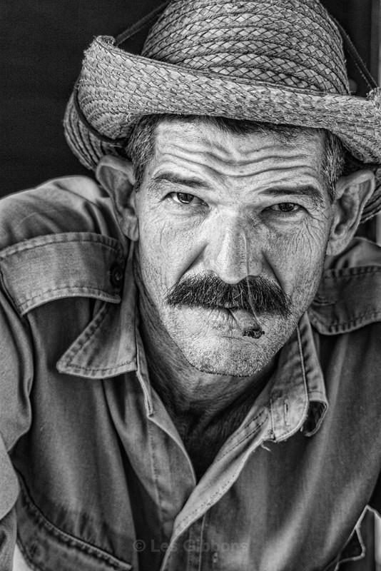 tabacco farmer4 - vinales - Cuba
