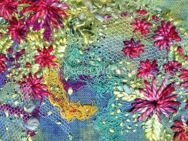 - Embroidery