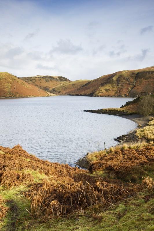 Llyn Clywedog II - Wales