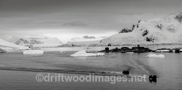 Waterboat Point, Antarctic Peninsula - Antarctica
