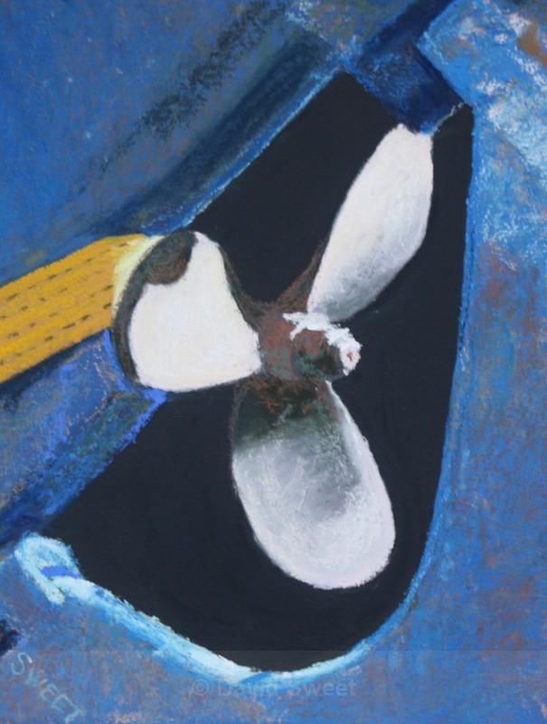 Dry Dock - Oil Paintings