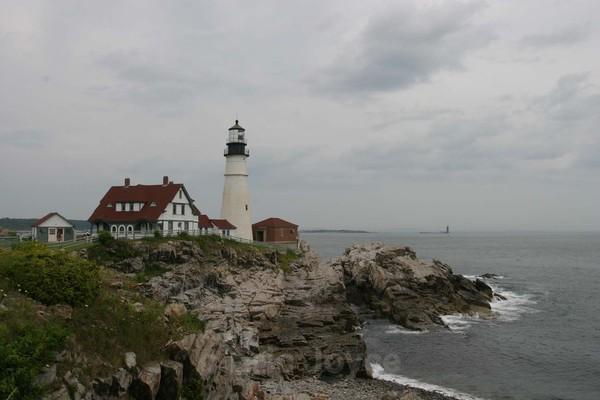 Portland Head Lighthouse - Lighthouses & Maine