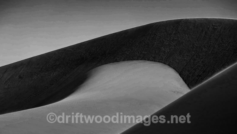 Namibia Swapokmund dune 7 4 bw 2 - Namibia, Southern Africa