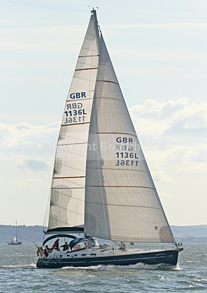 GBR1136L APRIL DAWN - Sailboats - monohull