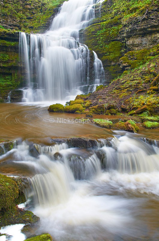 Scalebar Force Waterfall | Yorkshire Dales National Park | Nickscape Photography Gallery