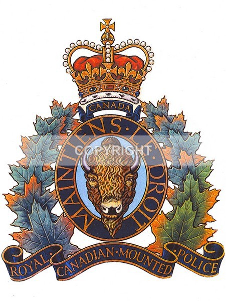 RCMP - CC-100 - Heritage Family Name and Coat of Arms Store