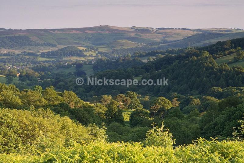 Peak District Vista from Stanage Edge | Peak Photography Gallery