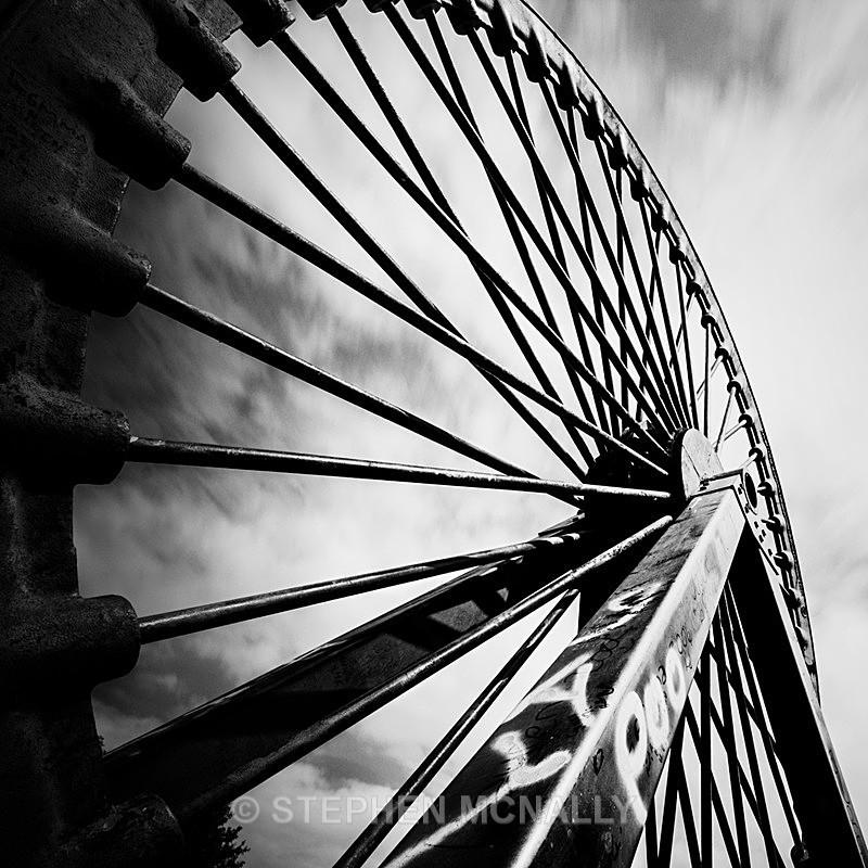The Wheel - Industrial /urban