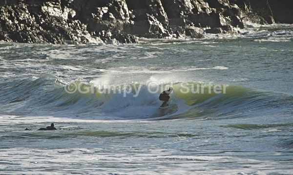 DSC_5505 - Porth Ceiriad 26th January 2018