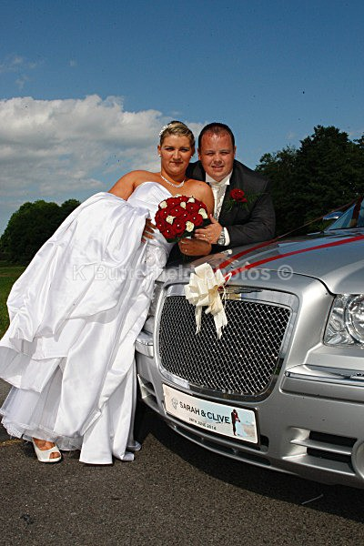 210 - Sarah and Clive Wedding