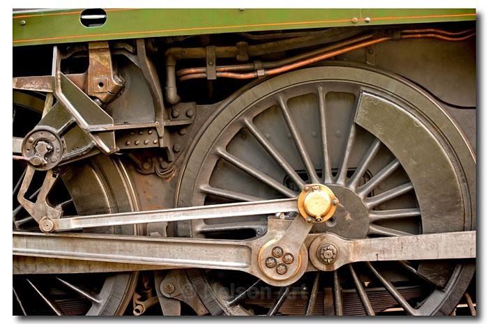Steam Train - Machines