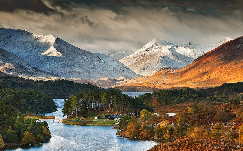 Glen Affric - Scotland Landscapes (also see Seascapes portfolio)