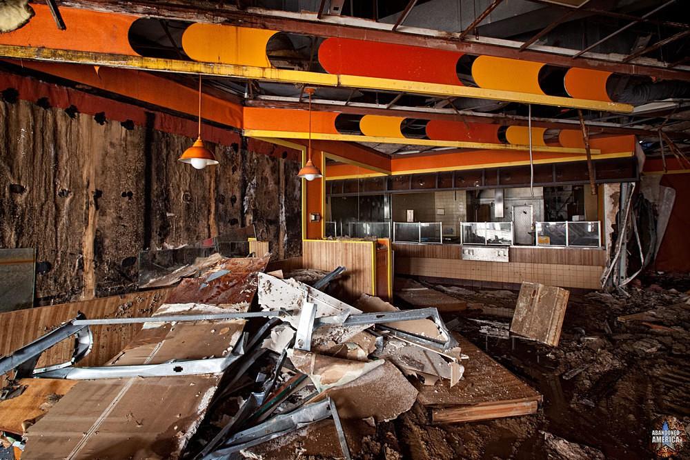 Randall Park Mall (North Randall, OH) | Hidden Restaurant - Randall Park Mall