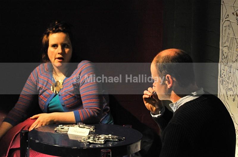 Flavour performed by David Foggo & Katrin Ostlundh - Theatre