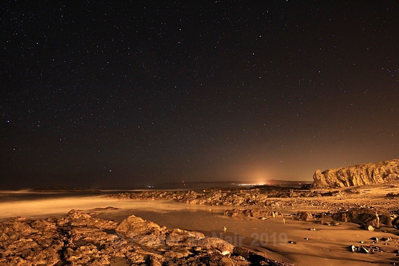 Machrihanish Stars_6218 - Night Photography