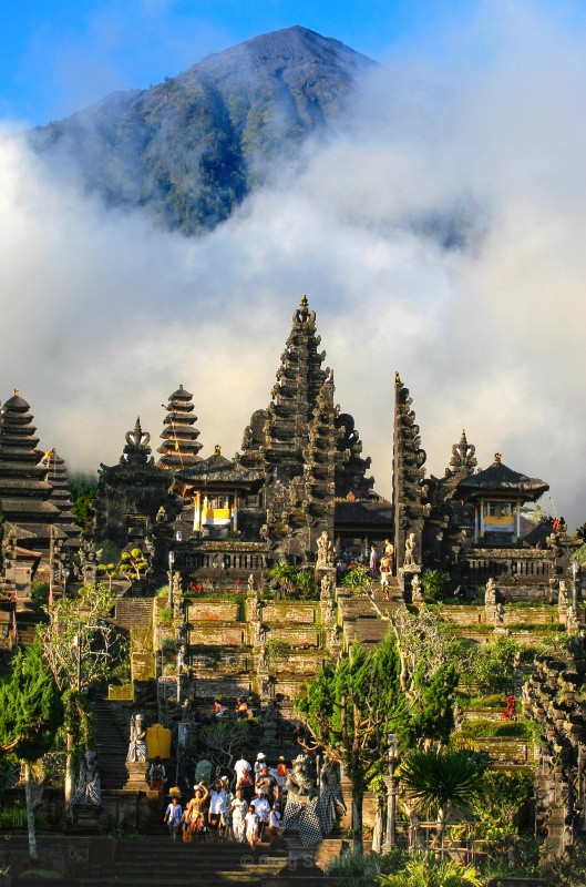 Besakih Temple - Bali's Culture and Characters