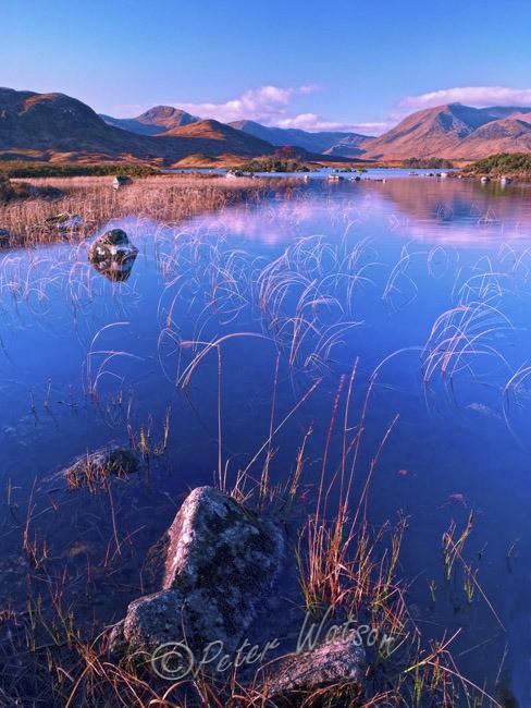 Loch Nah Achlaise Rannoch Moor 3 - Scotland